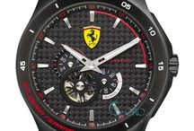 FERARI Watches / View Collection: http://www.e-oro.gr/ferrari-rologia/