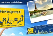 Reizen / Dit board bevat alle pins van de Reizen categorie cadeaubonnen van http://www.bembem.nl (voorheen CouponAlert)