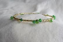 Coe and Co. Bangle Bracelets / Beautiful, hand made bangle bracelets to add to your jewelry collection! / by Coe & Company