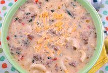 Soupy Goodness / Yummy soup recipes