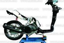Trainer Sepeda Motor Suzuki Spin / Trainer Sepeda Motor Suzuki Spin