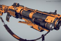 тежолое оружие