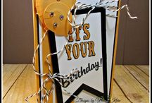 Stampin' Up!- Marquee Messages