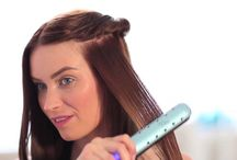 Hair How-to's / Easy to follow step by step guides on how to create the perfect hair styles.