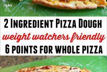 WW Pizza dough
