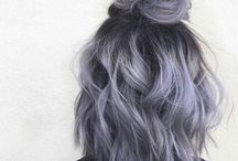 hairstyles/dyes to try one day