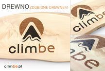 Climbe wooden art