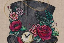 Embroidery designs to try