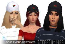 ts4 cc Hats