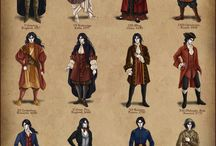 Costumes / What to wear to a medieval costume party