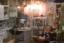 antique booth / by Brittany Howell