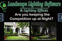 Cast Lighting - Landsape Lighting Software / Landscape Lighting Software and Lighting Effects welcomes Cast Lighting Fixtures together we give contractors and dealers the oportunity to create the best outdoor lighting designs.
