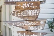 Welcome bord(WeddingSigns)