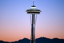 Seattle I MISS U / by Michele Pellettieri