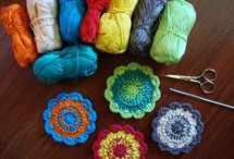 Crochet home stuff