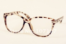Eye wear  / by Suzy Qu