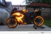 Motorcycle / Motor