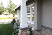 Exterior makeover / by Lydia Lowder