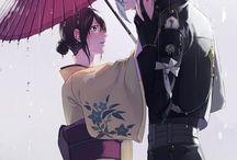 yukata? & ninja?