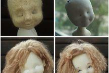 куклы / текстильные куклы