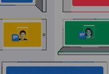 Oppimisympäristöjä / Erilaisia virtuaalisia oppimisympäristöjä