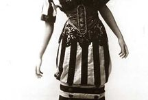 Vintage Fashion - 1900s