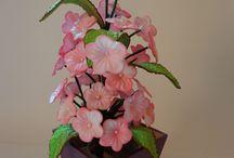 flores de E.V.A.