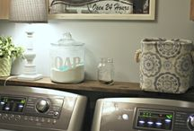 Laundry room / by Nataly Lopez