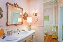 Celebrity Bathrooms / Take a peek into the luxurious bathrooms of the rich and famous. / by Modern Bathroom