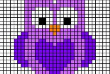 simple cross stitch patterns for kids