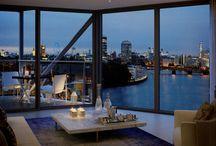 Riverlight / Inside Riverlight | Richard Rogers designed building in Nine Elms, London SW8