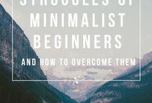 Minimalist ideas