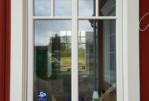 fönster/snickarglädje