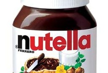 Nuts about NUTELLA / by Amanda Parise