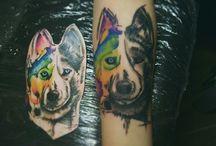 Tattoos / My works