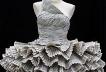 Paper clothes / by Mary Portera