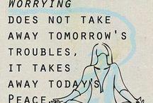 Sitat om å ta vare på seg sjølv