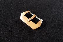 Panerai Solid Gold Buckle / Panerai buckle  watch straps buckle