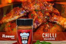 The flavour chef 2 / Natural seasonings with no MSG