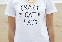 Cute Cat Themed Clothing