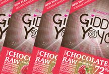Giddy Yoyo Chocolates and Superfoods / Giddy Yoyo offers a wide range of gluten-free, organic nutrient dense food & body care products that are fair traded, organic and always full of love & gratitude!