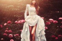 """Mode """" Bohème et autres """" / Des vêtements portés avec style."""