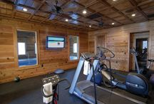 For the Home: Home Gym & Equipment  / by Reese Rose