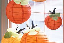 Fall Decor / Bring in the autumn color. The earths showcase of oranges, reds, browns, golds and bronze.  / by PickYourPlum