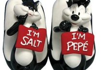 My Salt and Pepper Collection