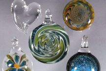 Borosilicate Glass Pendants / by GlassPeace