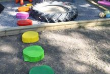 Diy playgrounds