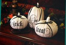 Fall Decorating / Ideas for fall, Halloween, Thanksgiving decor and parties. / by Lori Stoneburner