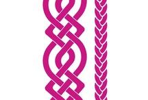 celtic border template