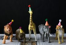 animal theme birthday party
